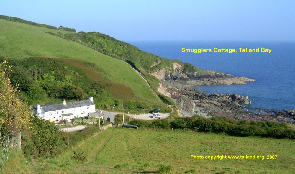 Accommodation In Looe Cornwall